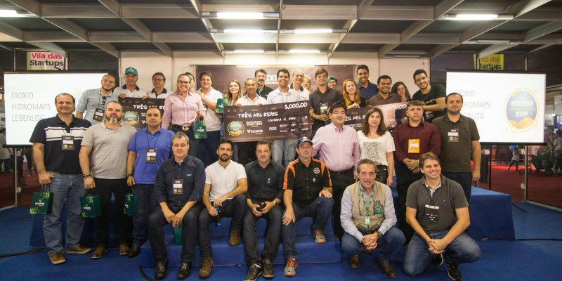 [Sai o resultado do 4º Hackathon Smart Agro]